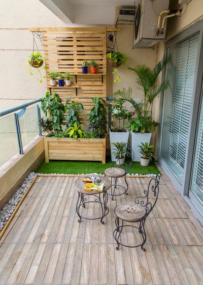 Balcony by Studio Earthbox
