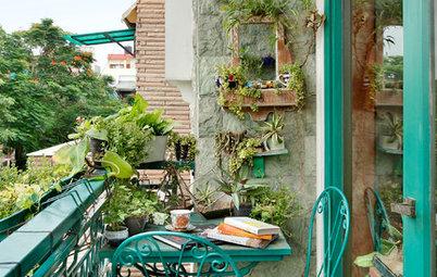 20 idées de génie inspirées des balcons tout autour du monde