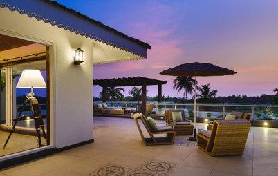 Goa Houzz: A 2800-Sq-M Home Where Each Floor Is a New Experience