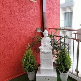 Stunning Small Apartment Balcony