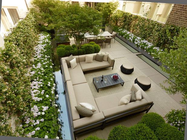 Contemporáneo Terraza y balcón by Bowles & Wyer