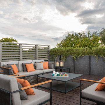 Beaconsfield Rooftop Terrace