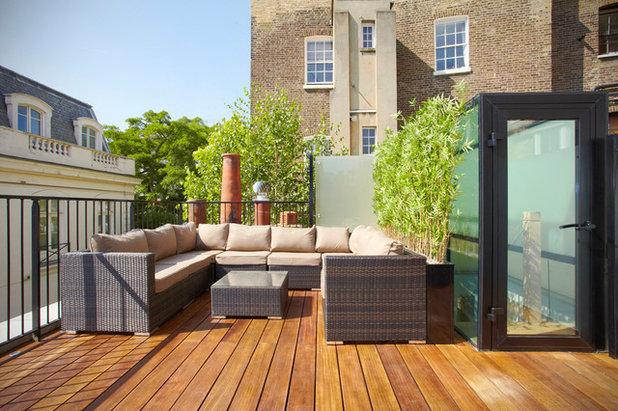 Contemporary Terrace by Landmass London
