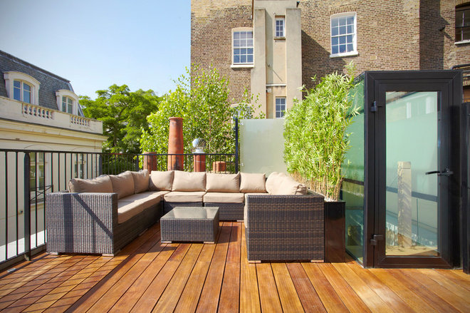 Contemporary Deck by Landmass London