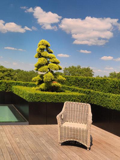 Contemporary Deck by TLA Studio