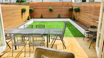 Bright Extension onto Garden