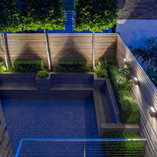 Transitional Deck by Nash Baker Architects