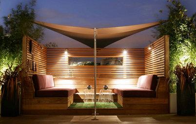10 Contemporary Designs for Small Terraces