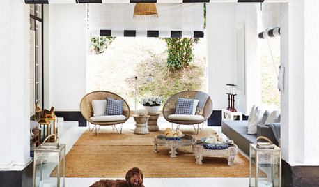Houzz Tour: A Colonial Bungalow Gets a New Lease on Life