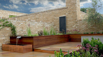 Contemporary Roof Terrace