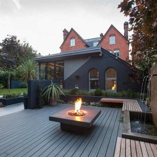 Garden for entertaining in Blackheath