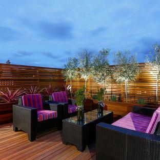 Eklektische Terrasse in London