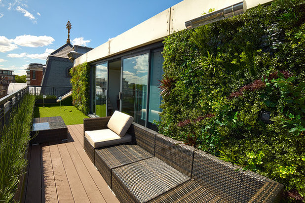 Contemporáneo Terraza y balcón by VistaGreen