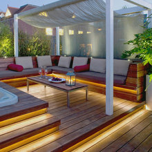 decking and lighting