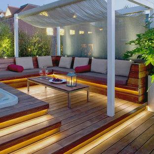 Ispirazione per terrazze e balconi tropicali