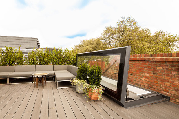 Contemporary Terrace by Feix&Merlin Architects