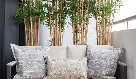 7 smarta tips för små balkonger och altaner