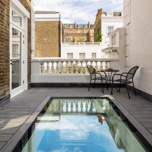 Design ideas for a classic terrace in London.