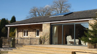 Holiday Cottage Decking