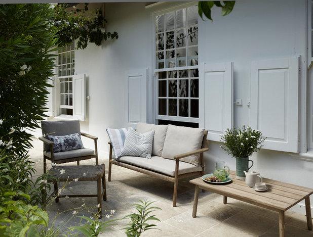 Contemporary Terrace & Balcony by John Lewis & Partners