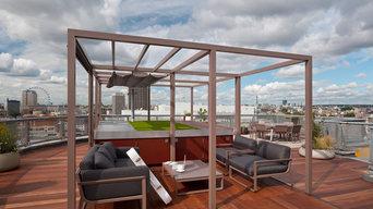 London Bankside Penthouse Refurbishment