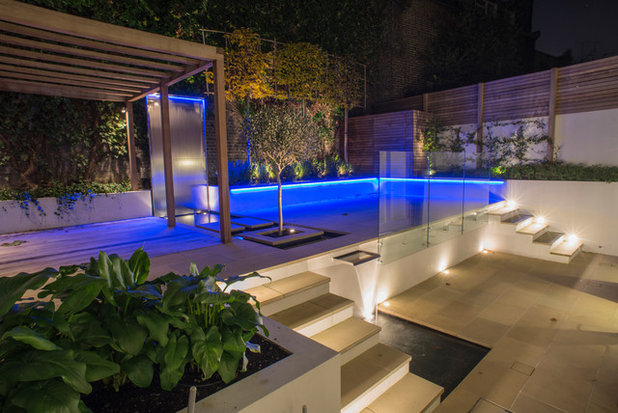10 simple ideas for creating a courtyard with the wow factor for Creating a courtyard garden