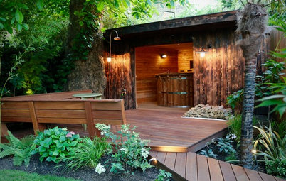 Yard of the Week: Tropical Haven for Playing and Socializing