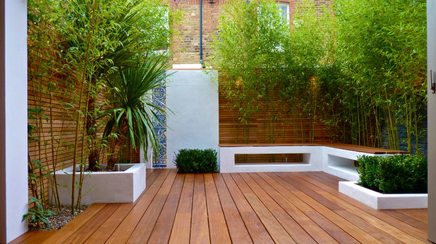 Modern Terrasse by Cityscapers