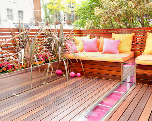 Houzz Deck Garden Box Design Ideas Remodel Pictures