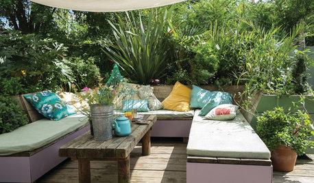 9 Neat Garden Storage Ideas