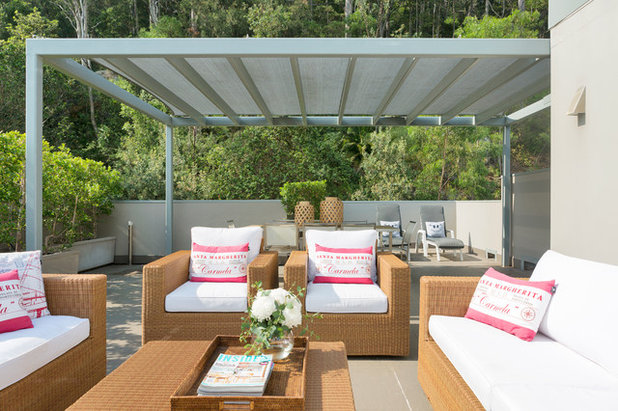 Coastal Terrace by The Designer and The Decorator