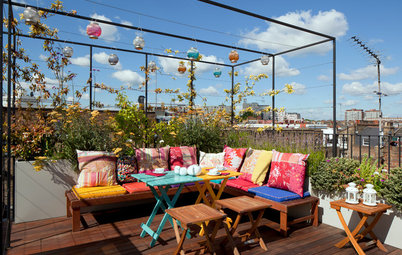 12 Stili per Rinnovare il Tuo Balcone o il Terrazzo