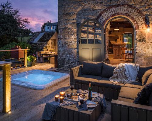 Landhausstil Terrasse Vereinigtes Königreich - Ideen für die ...