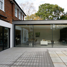 Contemporary Deck by IQ Glass UK