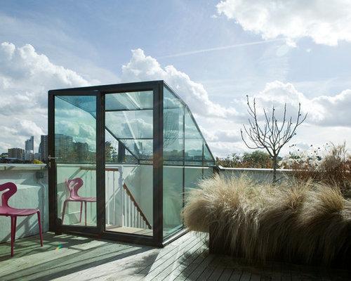 Glass Vestibule Home Design Ideas, Pictures, Remodel and Decor