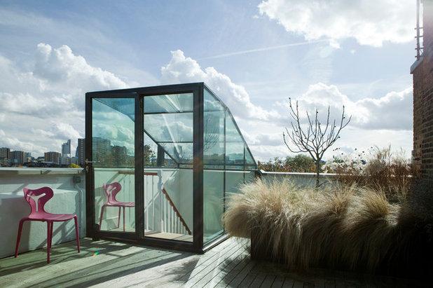 Модернизм Терраса by Lipton Plant Architects
