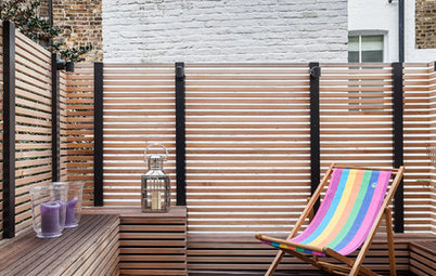 6 Types of Terrace Furniture for Spaces Big and Small
