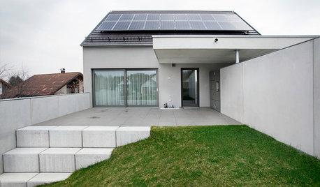 Paneles solares: Tipos, eficiencia e integración en la vivienda