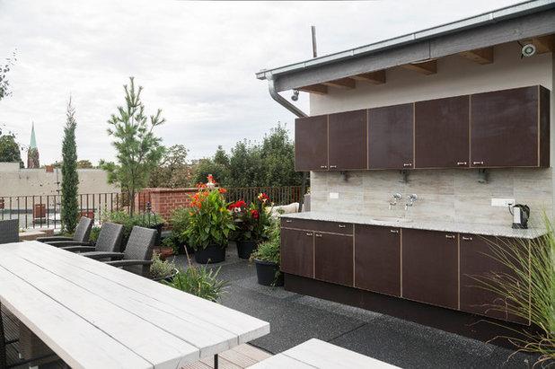 Modern Terrasse by Maike Wagner | Fotografie