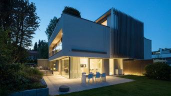 B27 | Neubau eines Doppelhauses + 5 Einfamilienhäuser mit Tiefgarage