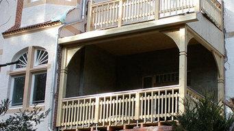 Balkon Eisenach Liliengrund