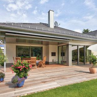 Photos et idées déco de terrasses contemporaines Dusseldorf