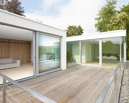 moderne dachterrasse ideen f r die terrassengestaltung houzz. Black Bedroom Furniture Sets. Home Design Ideas