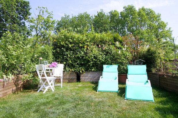 Campagne Terrasse en Bois by Julia Schoppe
