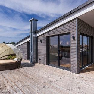 Terrassen Sonnenschutz Ideen Bilder Houzz