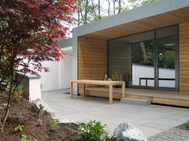 Modern Terrasse by Cousin Architekt