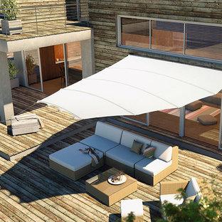 Sonnensegel Terrasse Ideen Bilder Houzz