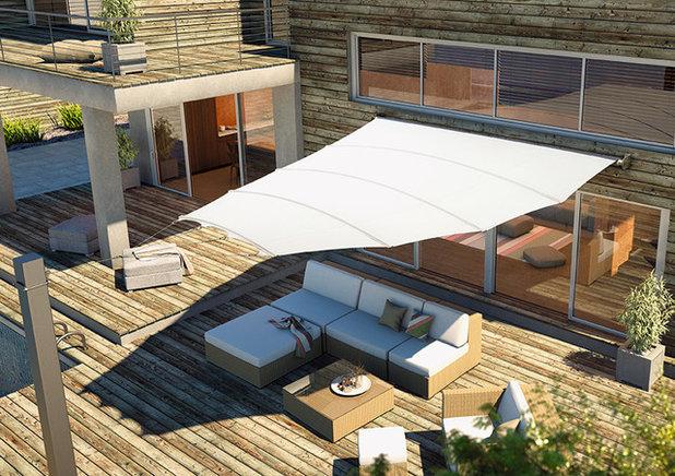 Modern Terrasse by C4sun
