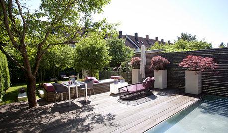 Sichtschutz für Terrassen: 23 gelungene Gestaltungsideen