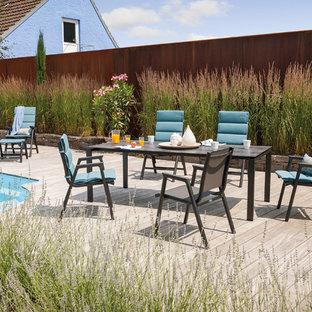 Landhausstil Terrasse Ideen Design Bilder Houzz